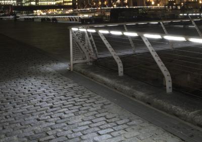 Luminaire Garde Corps LED